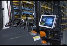 FZ-G1 - Warehouse Forklift 2